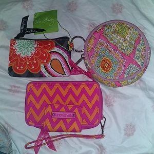 Vera Bradley wallet bundle